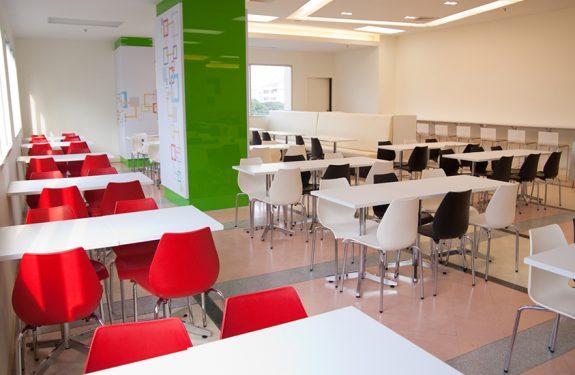 Toegepaste Vloeren In Onderwijsruimtes