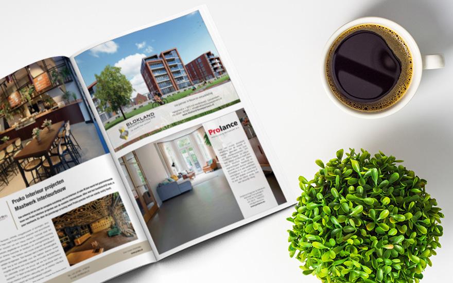 Advertentie Art Of Living Magazine
