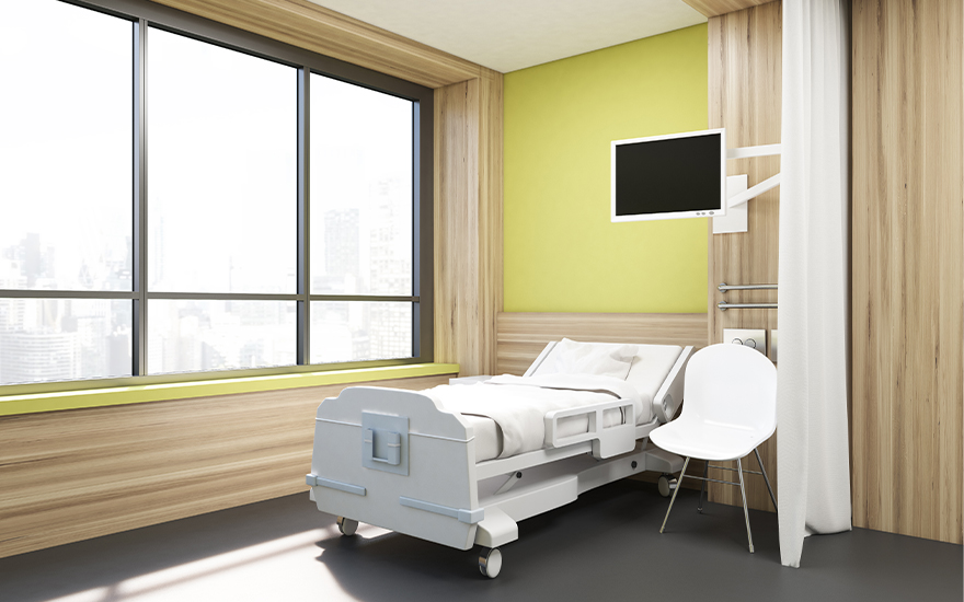 Healing Environment In De Zorg